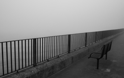 The magic of the winter fog