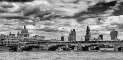 Changing face of London